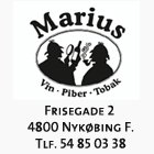 Turnerings sponsor Marius Mortensen